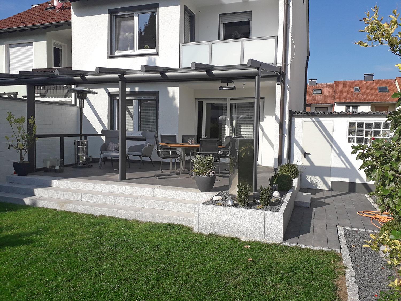 Treppen & Plattierungen – Honnert Garten  und Landschaftsbau